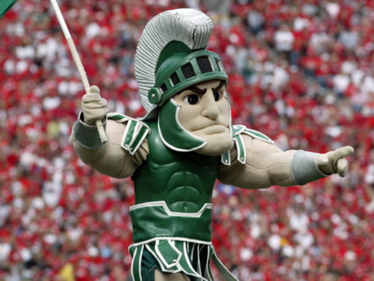 The Spartan Nation Thinks the Spartans Will Get the Big Win at Illinois this Week.  Photo Courtesy of Starr Portice.