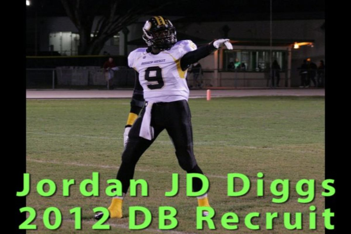 Diggs is the brother of former Spartan and now Oakland Raider Jeremy Ware and is one of the most sought after S in the nation.