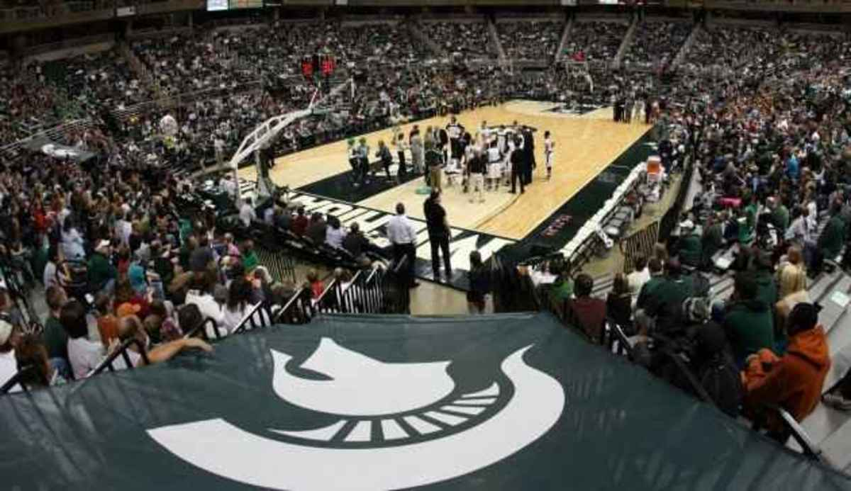 Once again Suzy Merchant does another great thing with her team, and of course Spartan Nation will be there.  Photo courtesy of MSU SID.