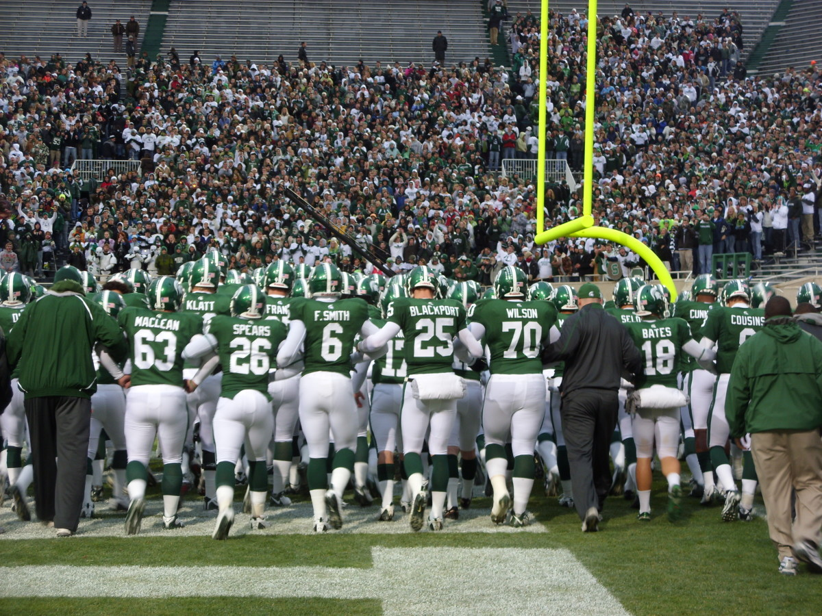 The Spartans are ready for a great 2010 season and using it to propel them to a major 2011 season.