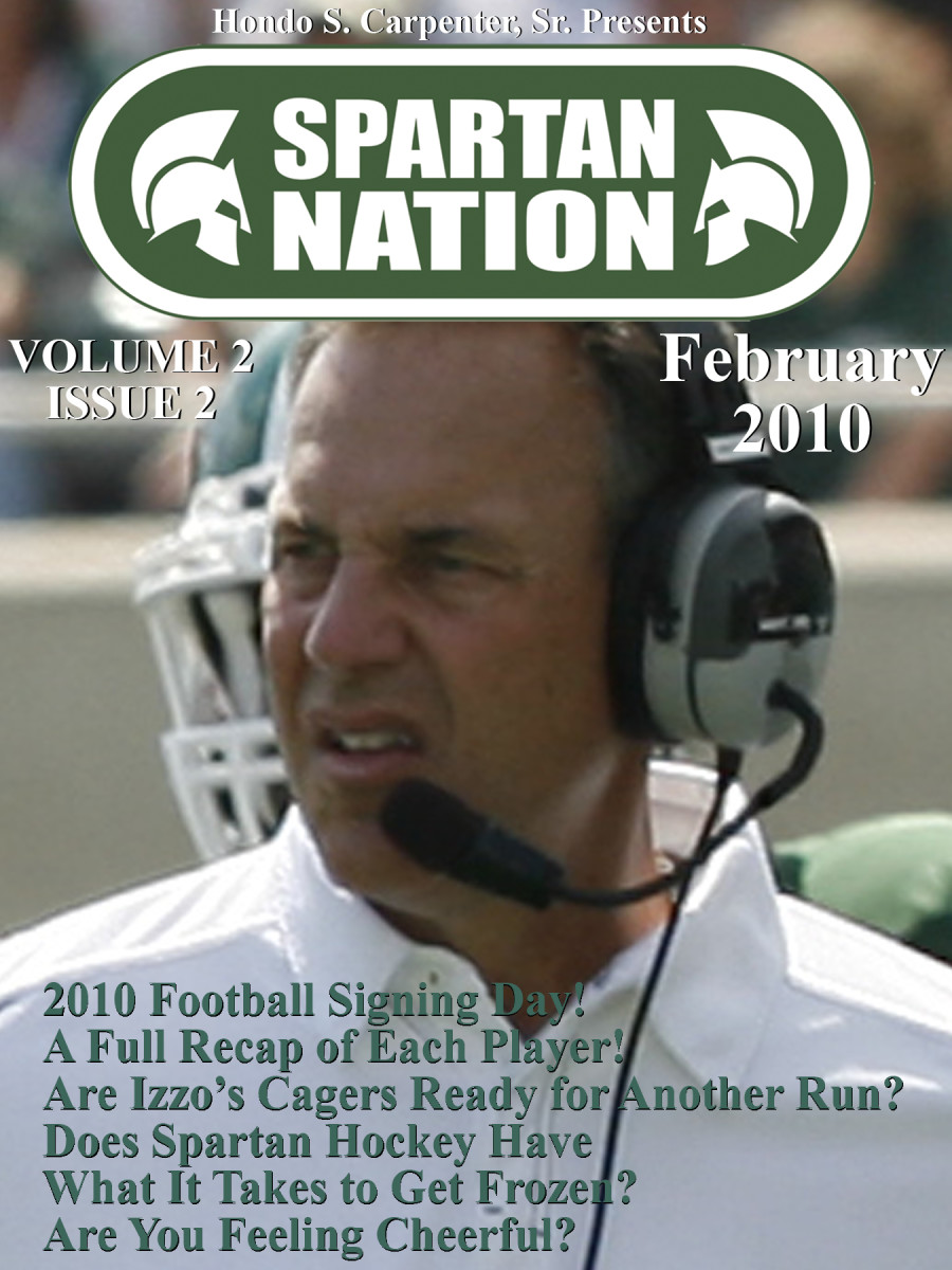 Check out the February 2010 Electronic Cover!