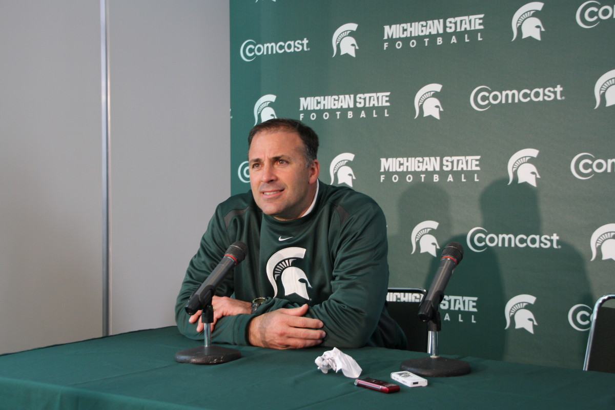 Narduzzi has his best defense in his time at MSU ready for the 2011 campaign.