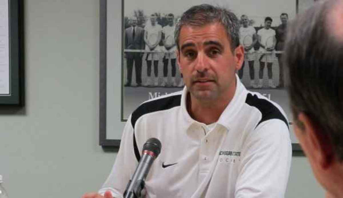 """Hondo said it best this week, """"I wish every member of the Spartan Nation could have sat down this week with Anastos and his staff like I did.  There is no doubt this program is headed in the right direction."""""""