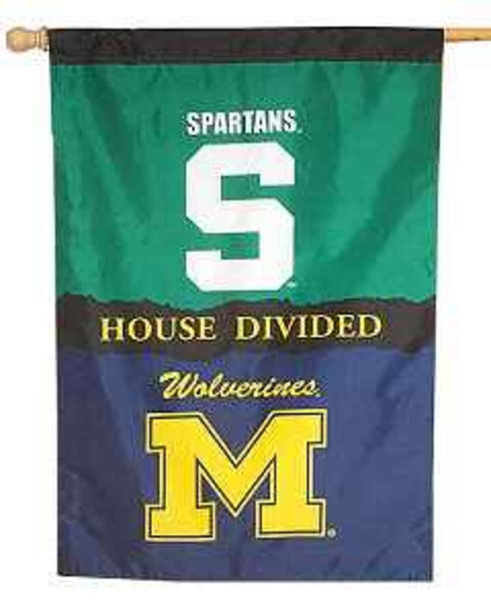 Another Sport, but the same passion as MSU vs UM get ready to go at it again.