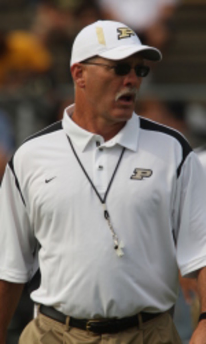 Coach Hope at Purdue is a good man and coach.