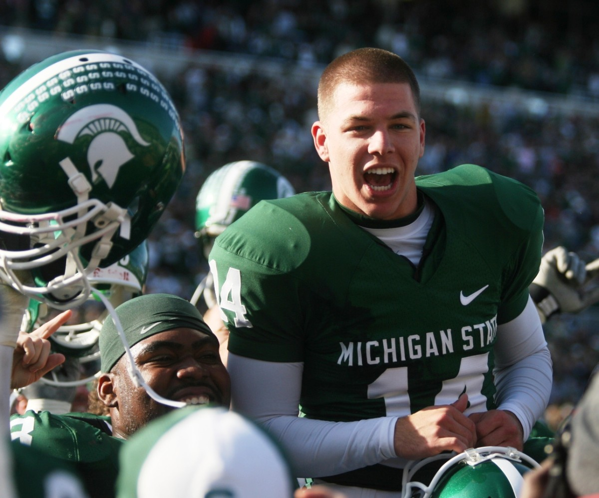 The Nation is Now Taking Notice of What the Spartan Nation Already Knew.  Brett Swenson is an Elite Kicker!