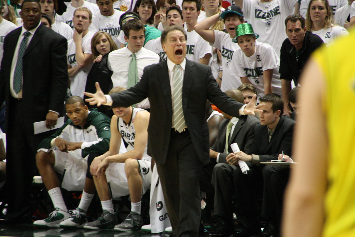 The Spartans look for a major rebound in 2011-2012.  Photo courtesy of Starr Portice.