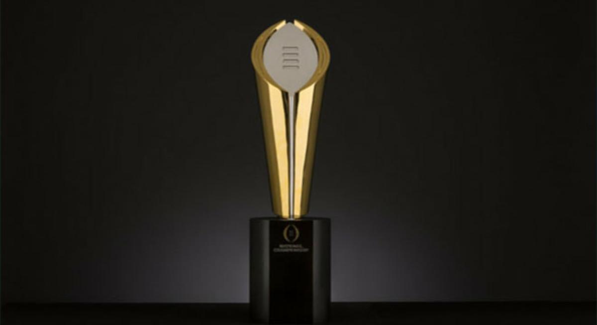 2015 National Championship Trophy