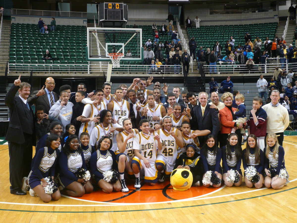 Class A State Champions - Detroit Country Day