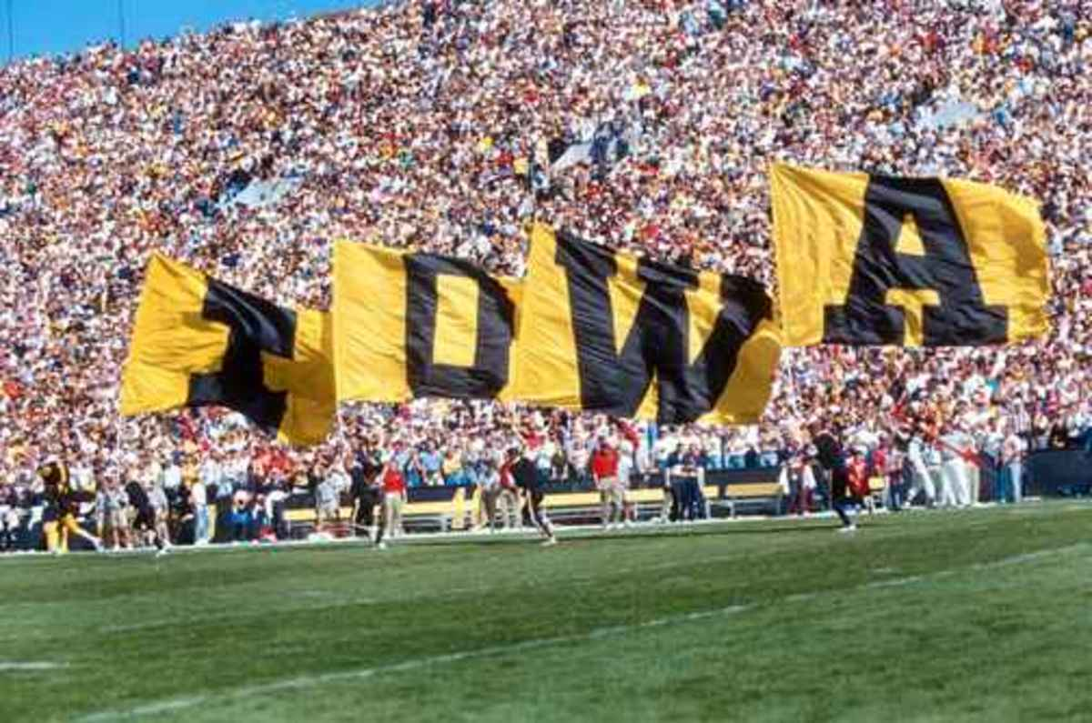 The Hawkeyes are fortunate to get the Badgers one week after Wisconsin takes on OSU.