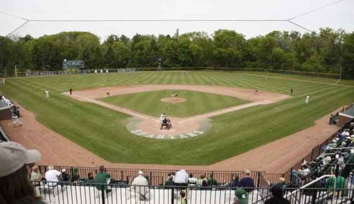 Spartans take on Chippewas Wednesday at 3:05 p.m. in McLane Baseball Stadium.  Photo courtesy of MSU SID.