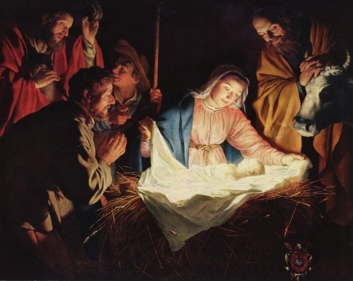 Without Easter, Christmas would be a meaningless holiday.  Thank God for Easter!