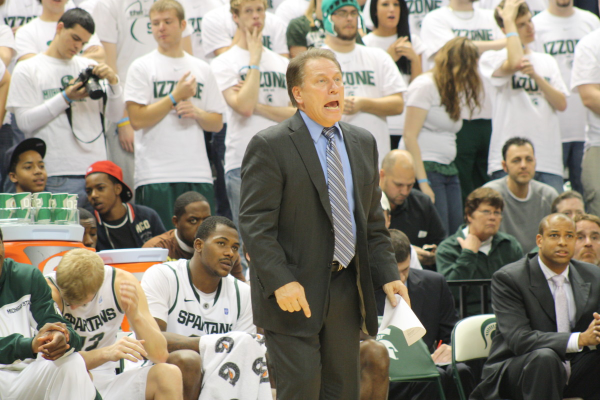 Simply said:  Izzo reloaded!  Photo courtesy of Mark Boomgaard.