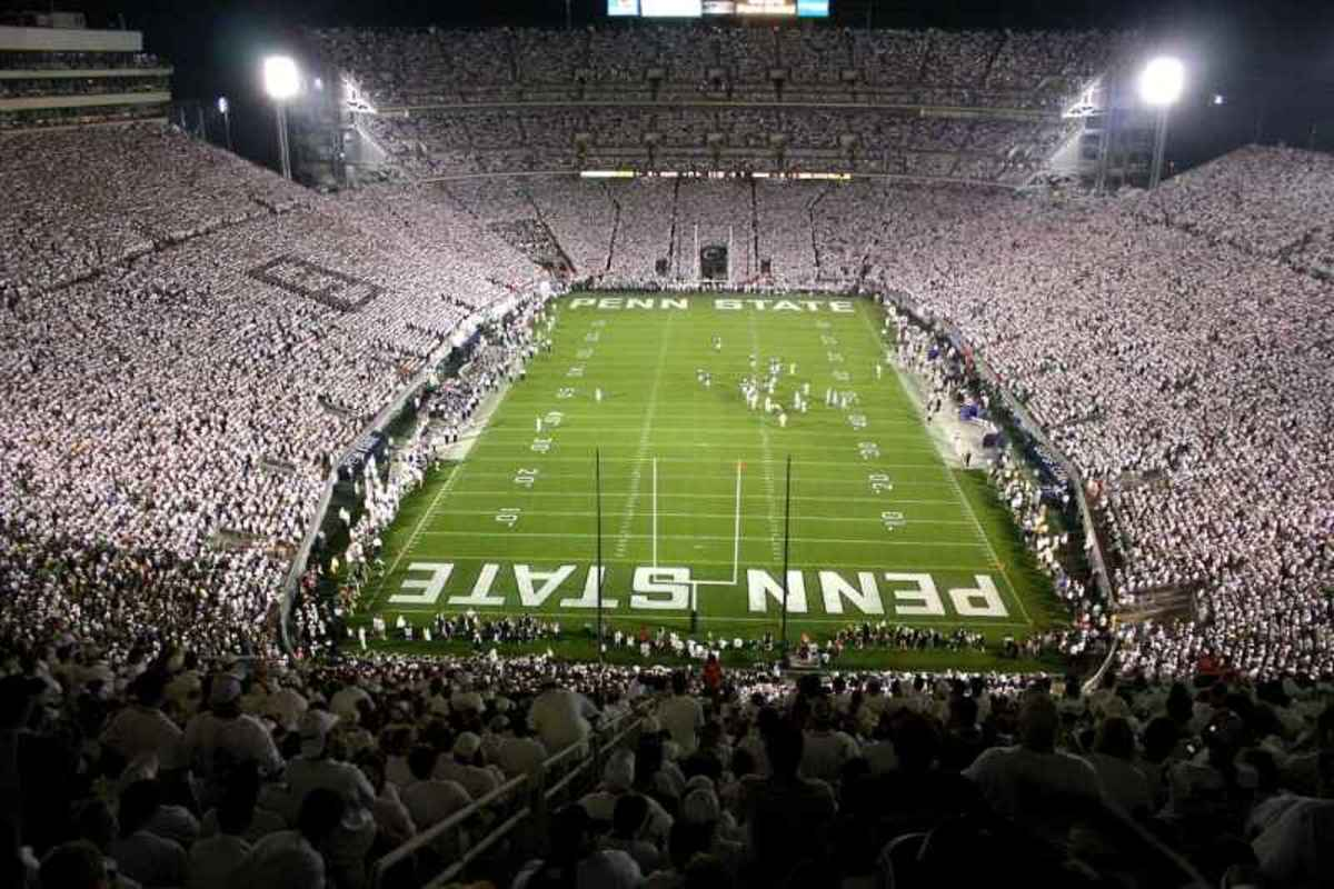 There are a lot of skeptics that think PSU won't get near my 9-3 prediction, but in Paterno I trust.