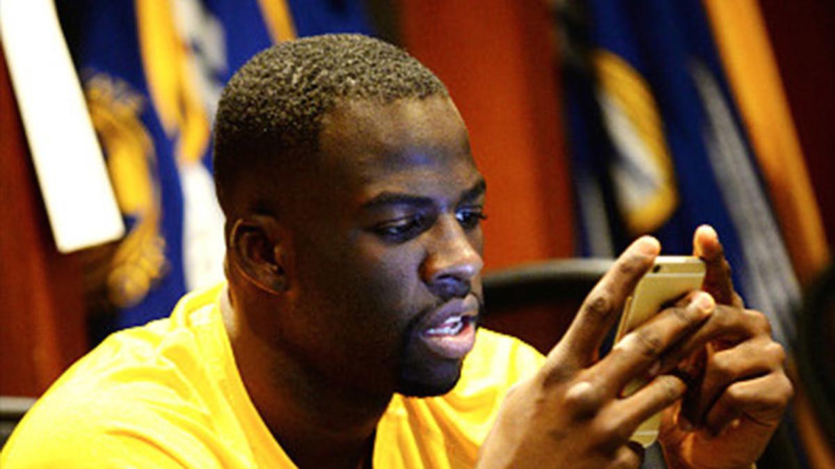 Draymond Green photo courtesy of NBA.