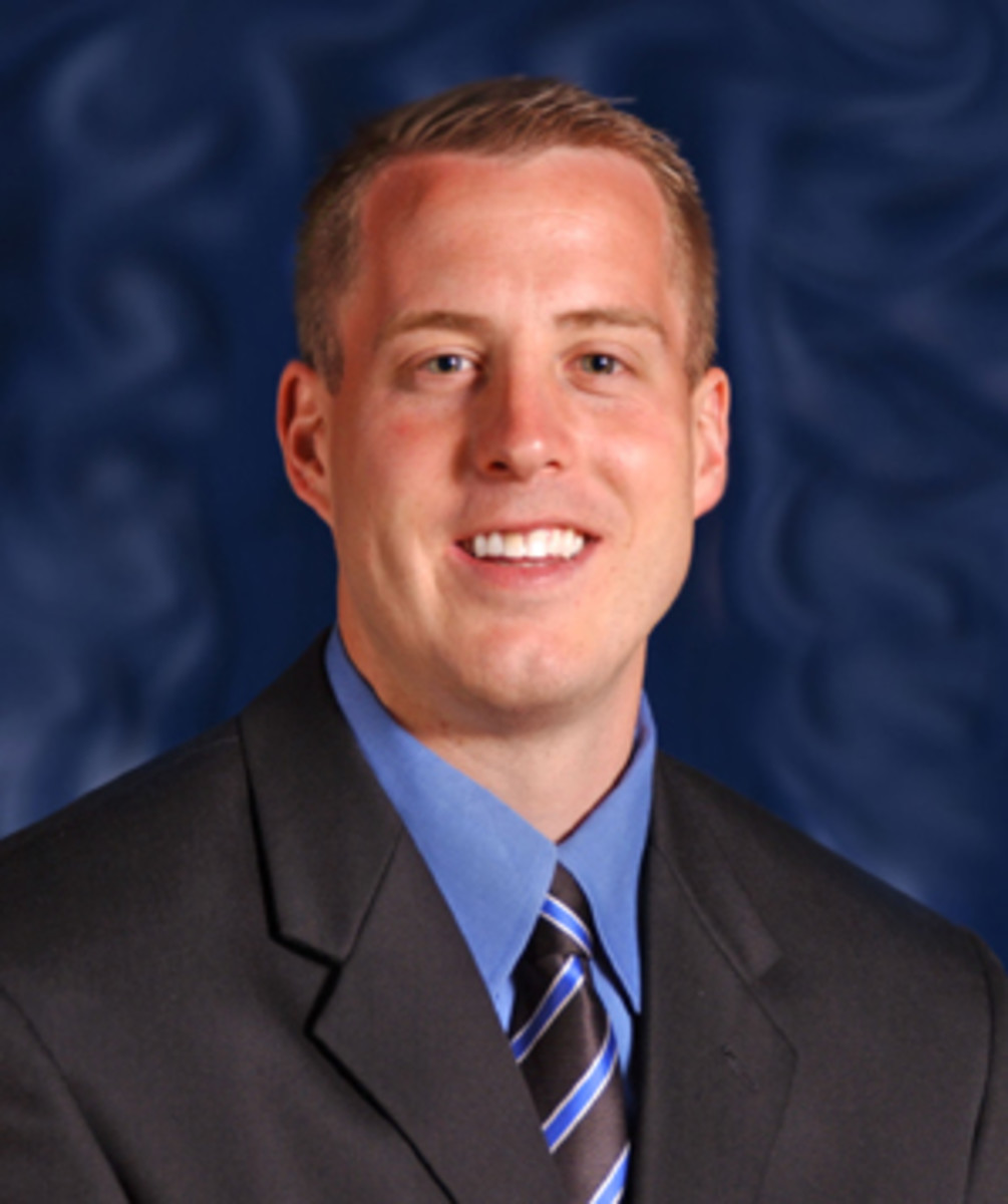 Michigan native brings six years of head coaching experience to the job.