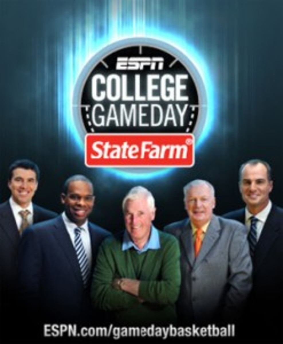 It is great to have the GameDay gang back in East Lansing.  Other than Digger who we wish would stay away.