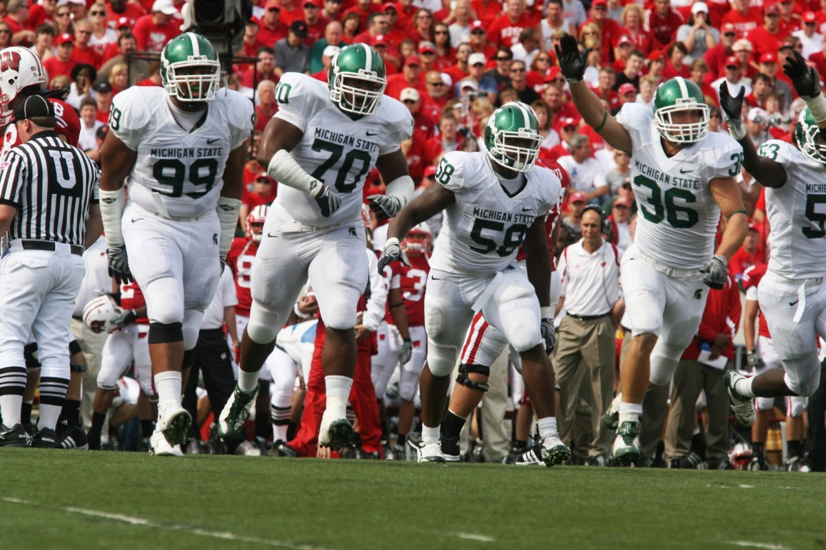 The Spartans Are Out to Earn Respect and Prove Last Seasons Win Was No Fluke!  Photo Courtesy of Bill Marklevits.