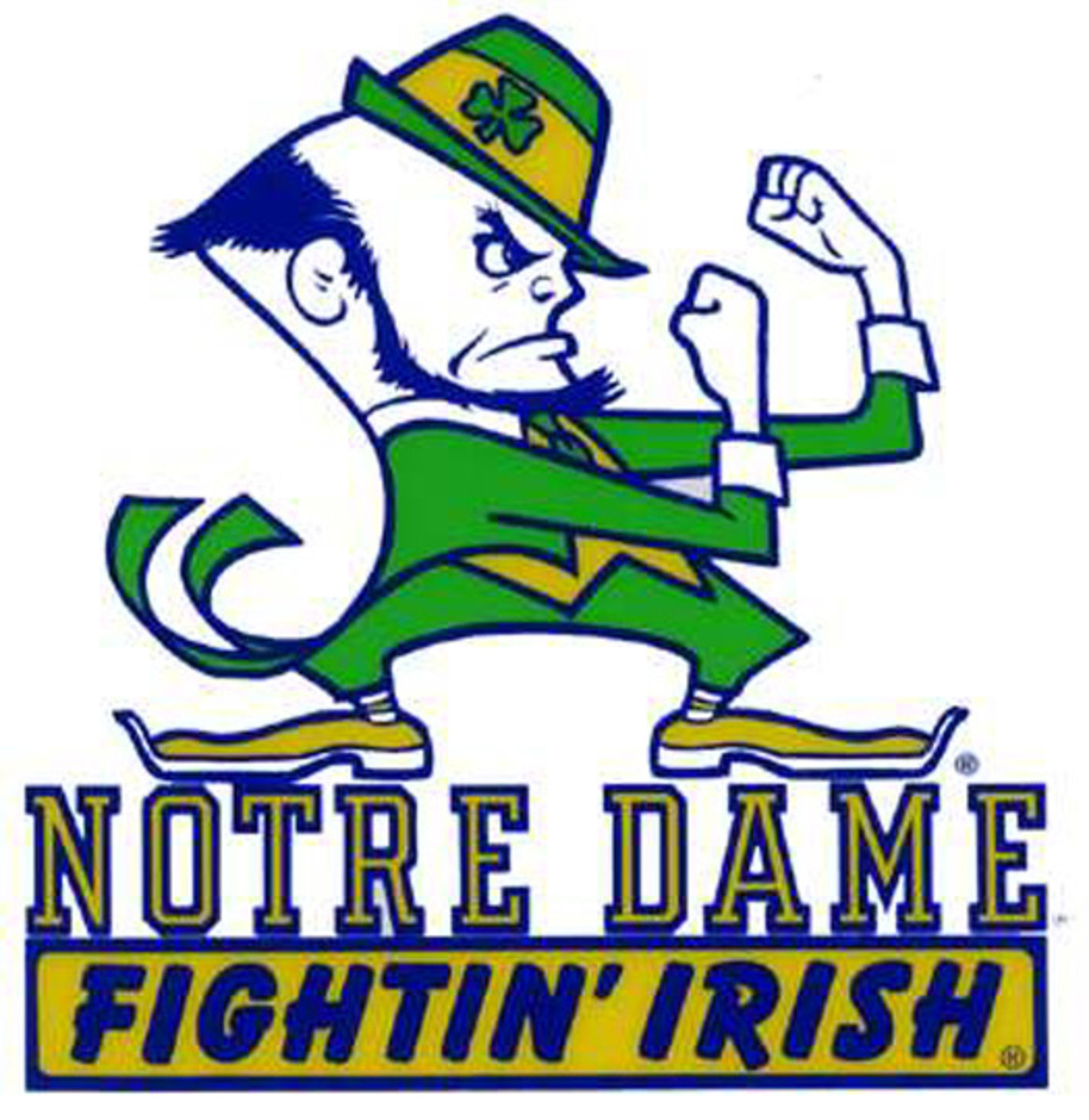 Notre Dame would deliver the eastern TV markets without adding schools that don't fit.