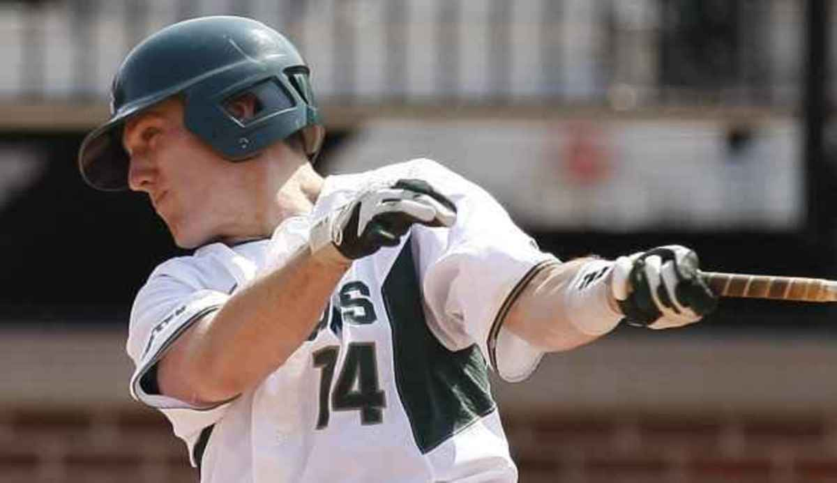 Needing two wins to claim the automatic bid, MSU falls in the first game on Saturday.   Photo courtesy of MSU SID.