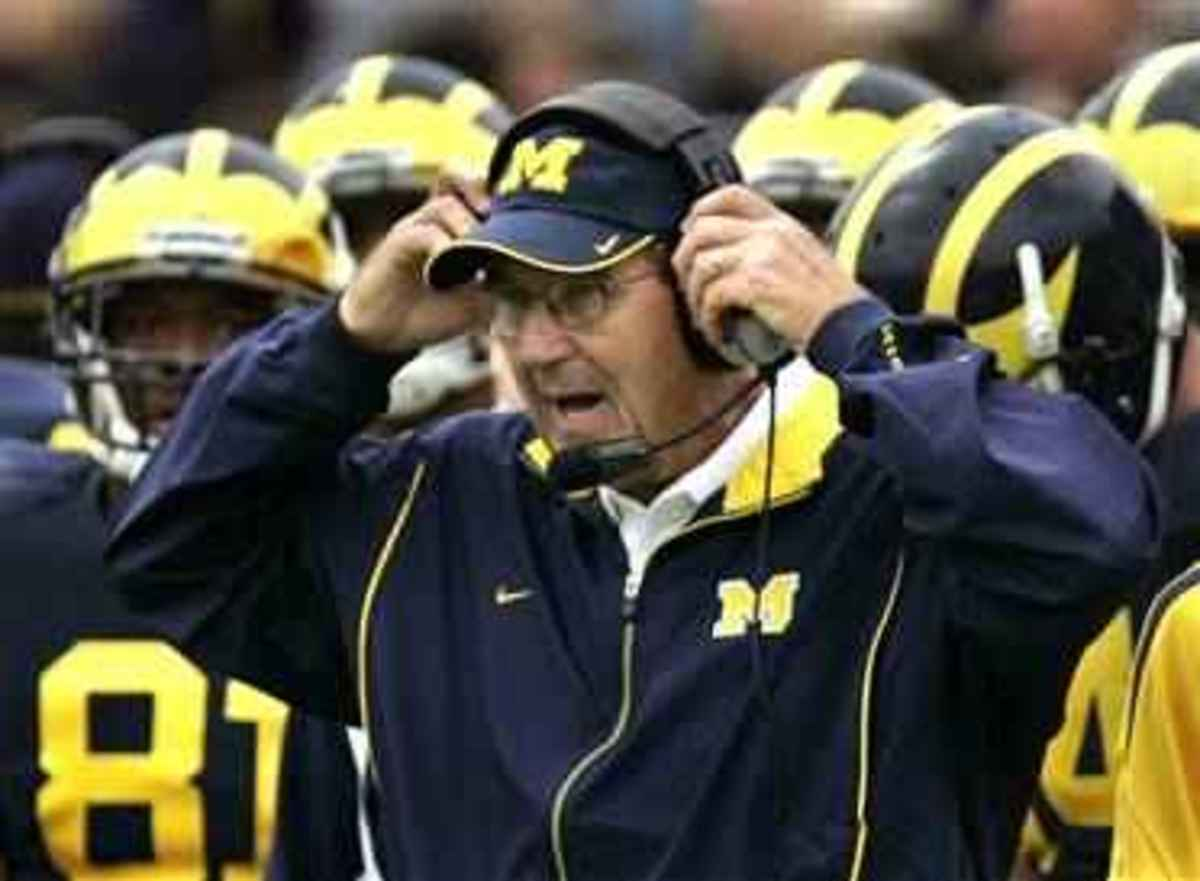 Lloyd Carr has a track record of character and integrity that speaks for itself.  He is a great recipient of the award.