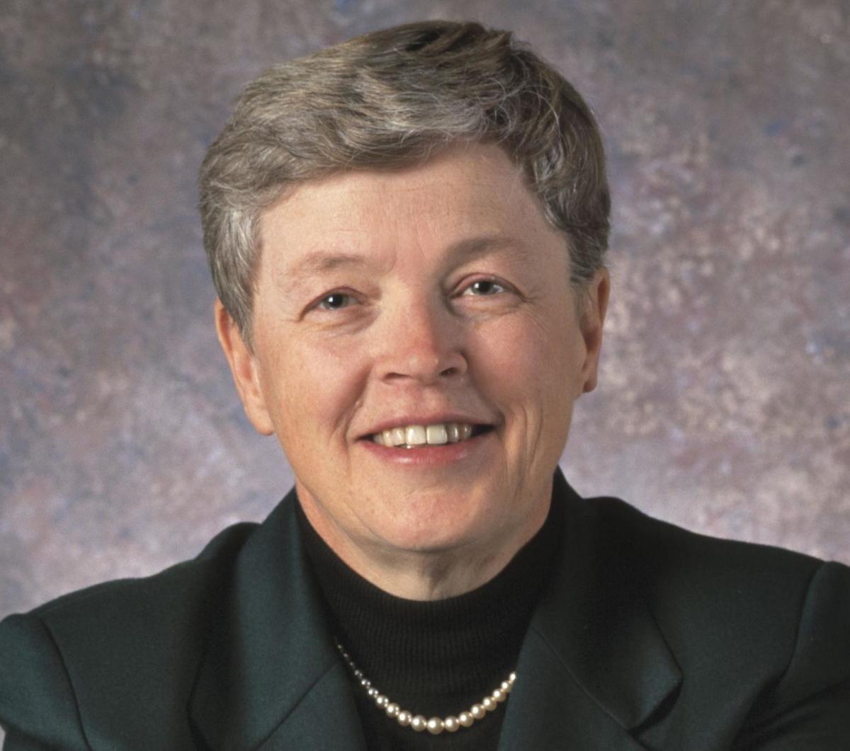 Dr. Lou Anna K. Simon Photo courtesy of Michigan State University
