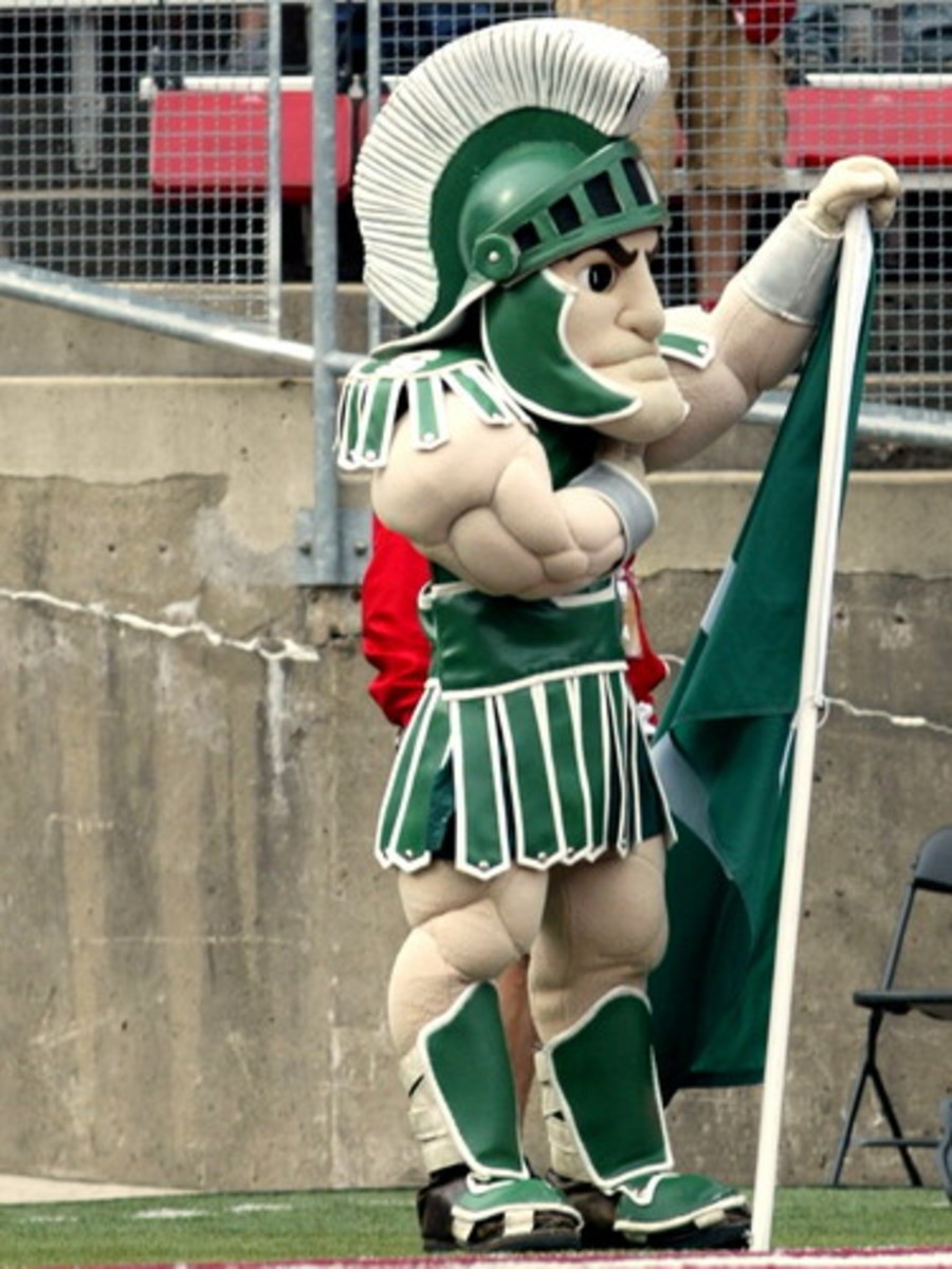 The Spartans and the other ten Big Ten teams all have high hopes heading into the spring.  Photo courtesy of Starr Portice.
