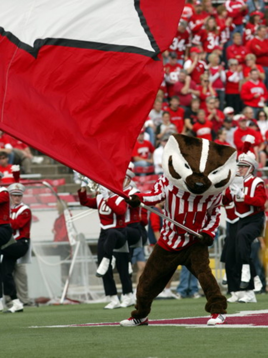 MSU may not be nice hosts on the field when Bucky comes a calling on Saturday to kick off the Big Ten season.  Photo courtesy of Starr Portice.