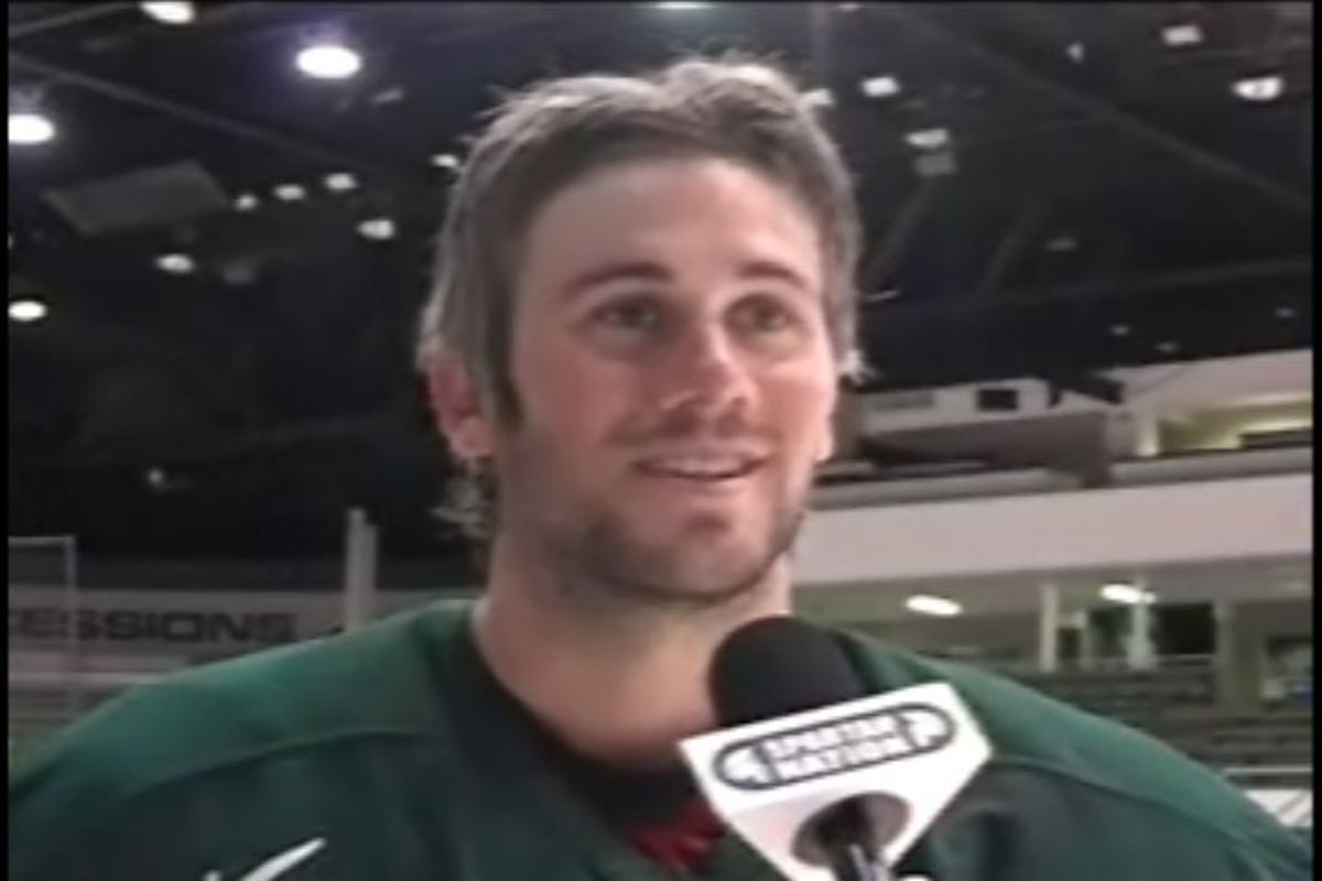 Drew Miller has made the Spartan Nation proud on and off the ice since he joined the Red Wings.