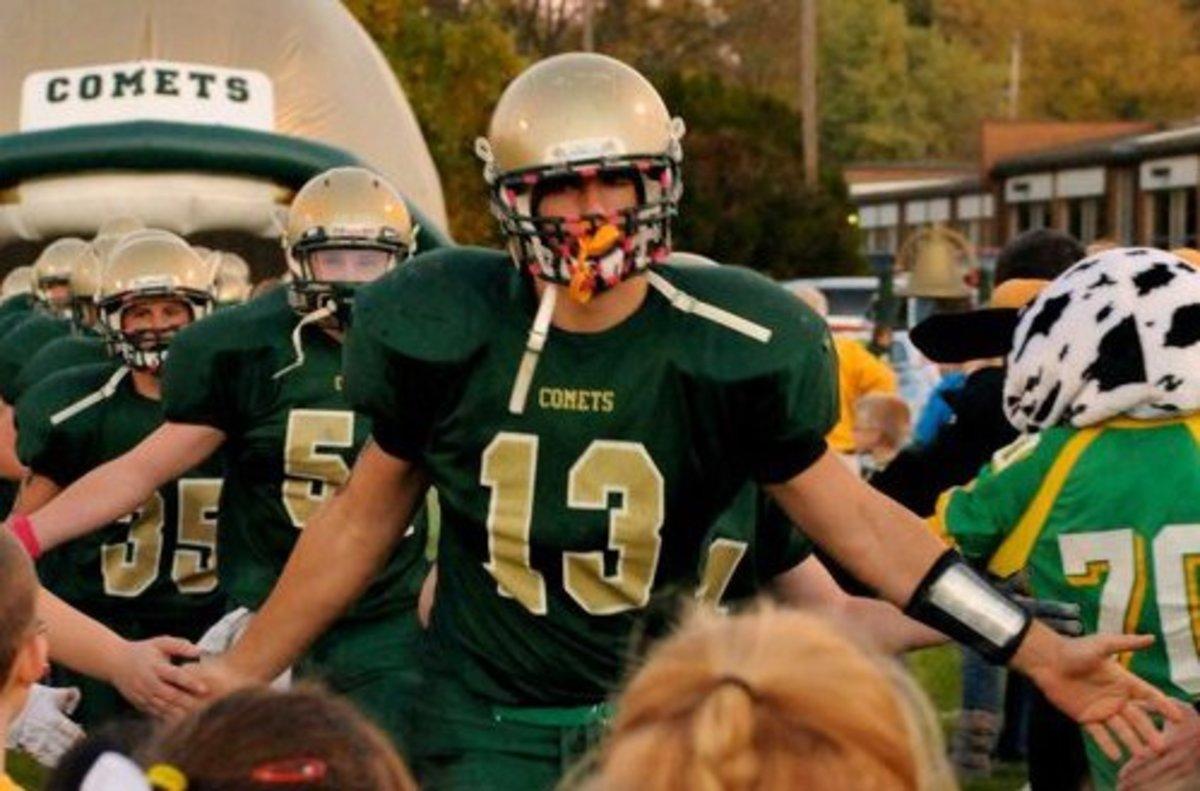 Spartan Nation Spoke with 2012 MSU Football TE Commitment Josiah Price