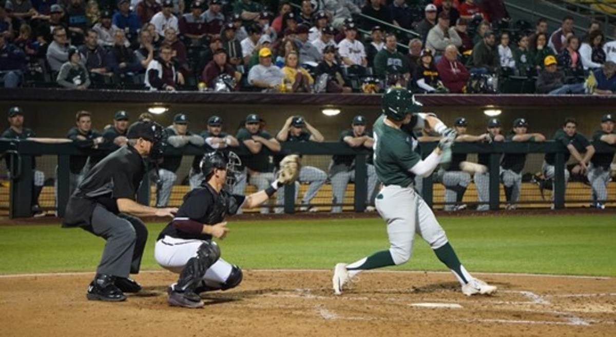 MICHIGAN STATE BASEBALL (PHOTO COURTESY OF MSU SID)