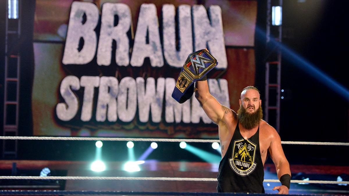 Braun Strowman WrestleMania gagne