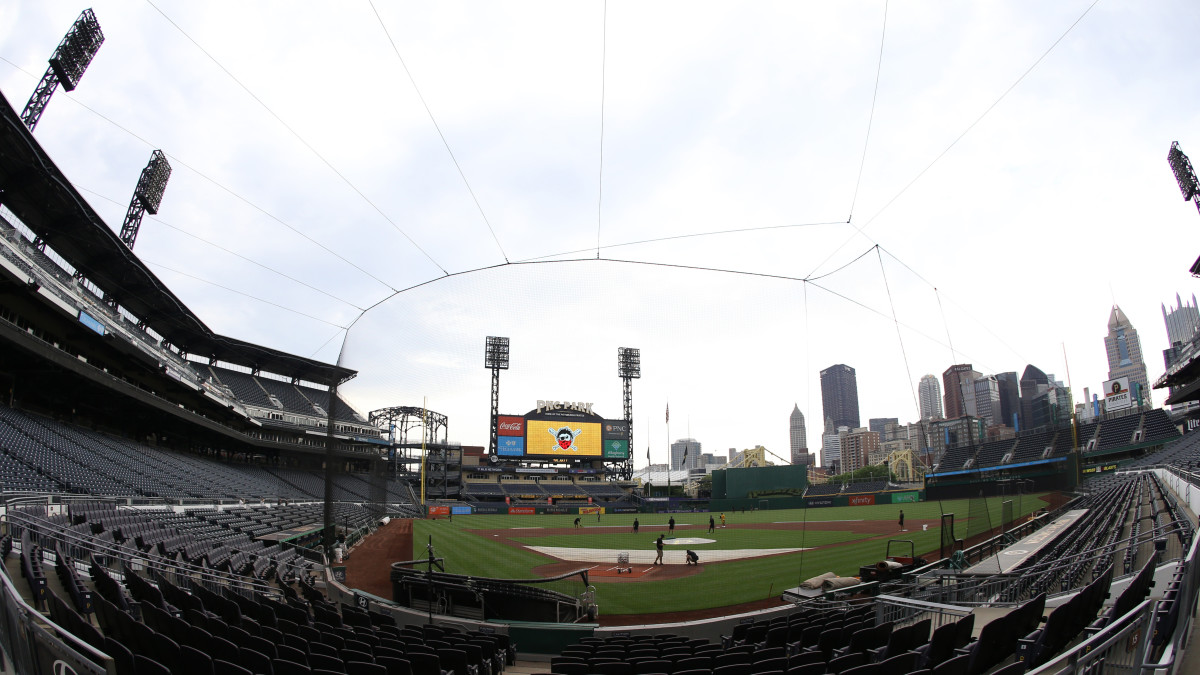 Blue Jays Denied Permission to Play Home Games at PNC Park by Health Officials