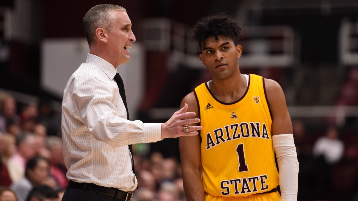 ASU guard Remy Martin was a first-team All-Pac-12 selection last season, averaging 19.1 points and 4.1 assists per game.