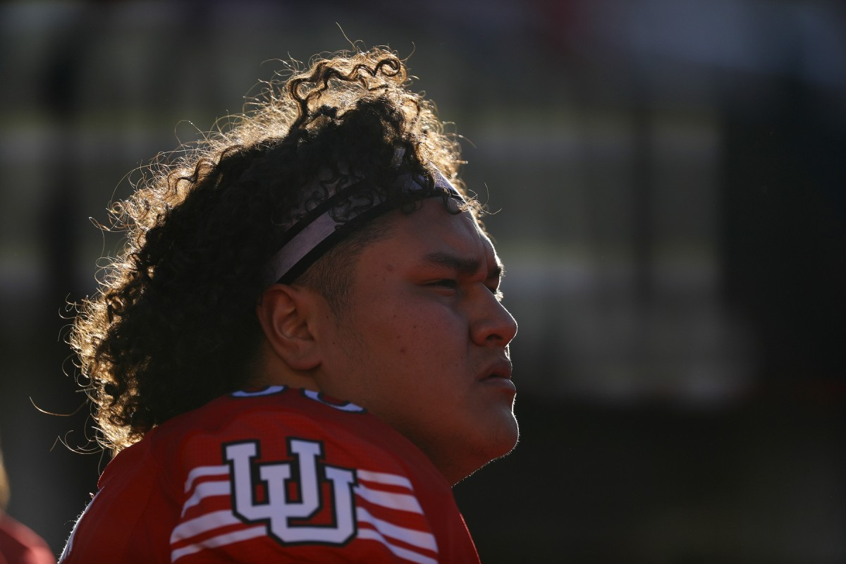 Orlando Umana, Utah offensive lineman