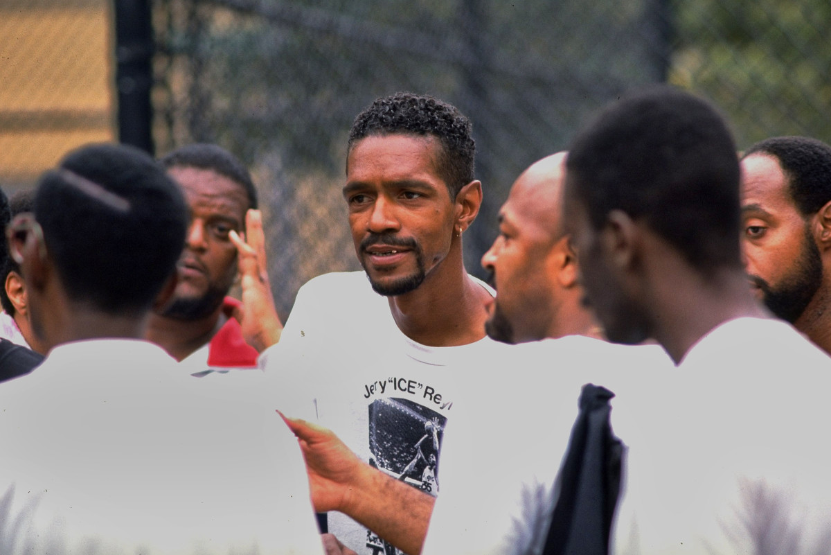 Through his ups and downs, Williams remained a regular presence at courts around New York.
