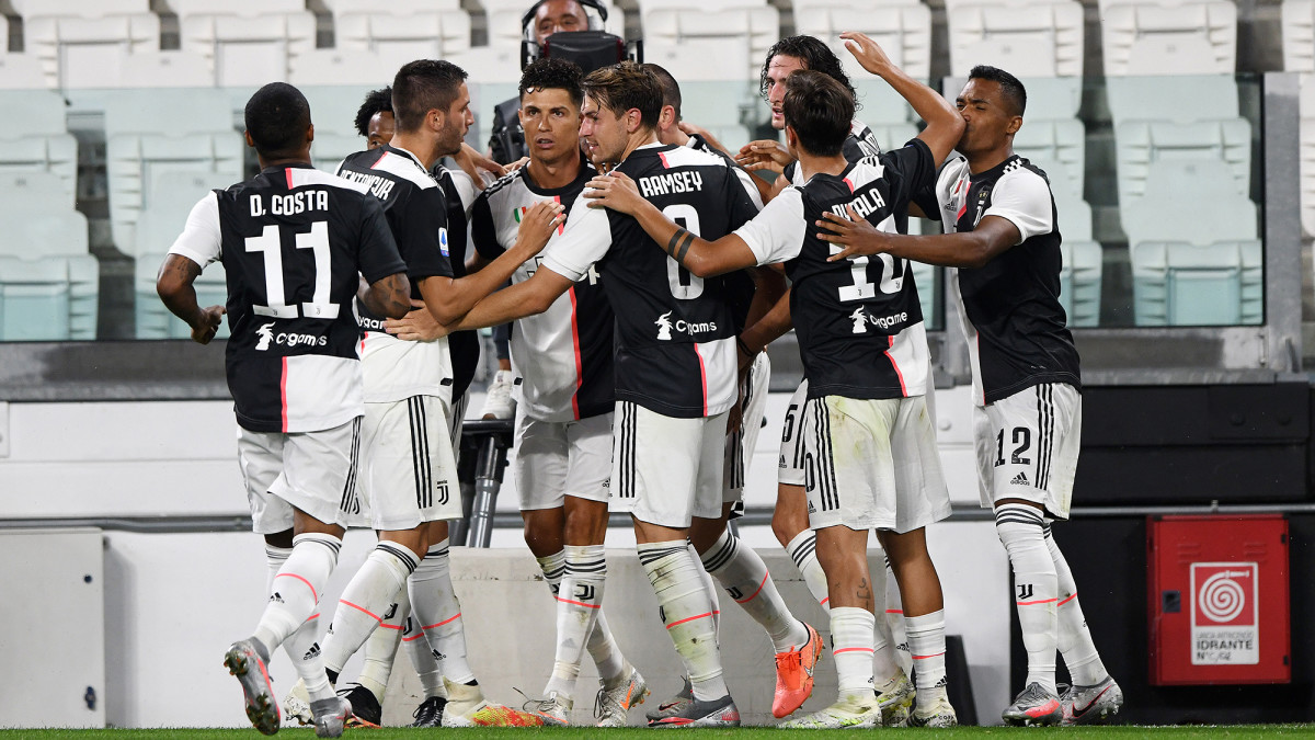 Juventus wins the Serie A title again