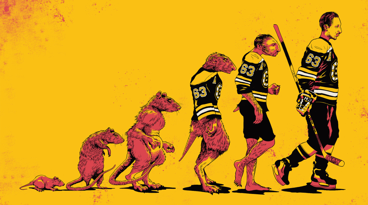 The Rise of the Superpest: The NHL's Skillful Agitators