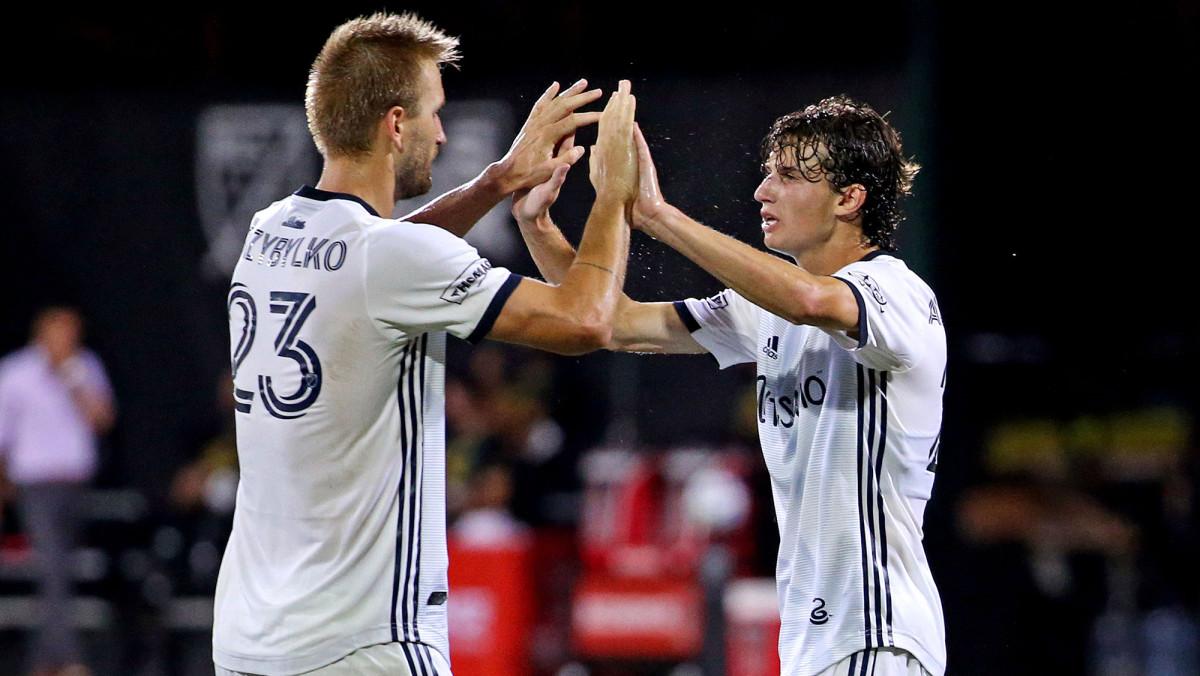 The Philadelphia Union at MLS Is Back