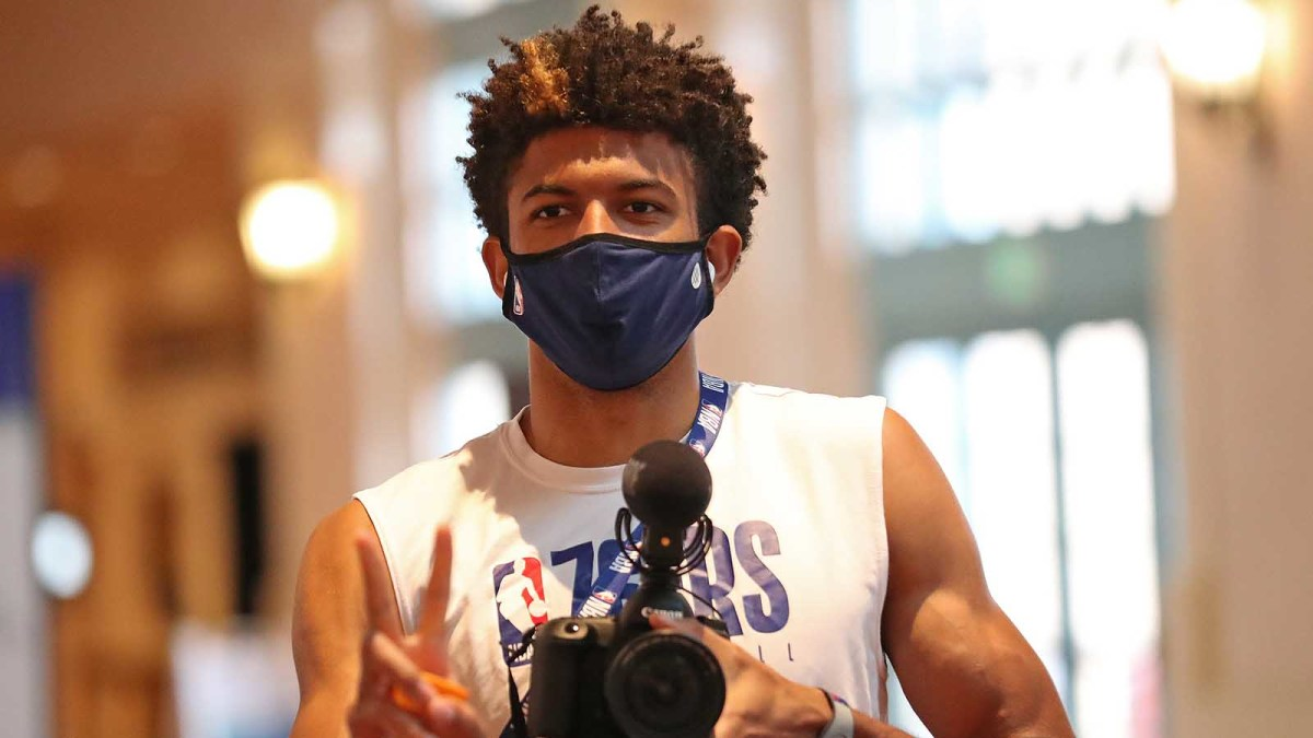 matisse-thybulle-sixers-bubble