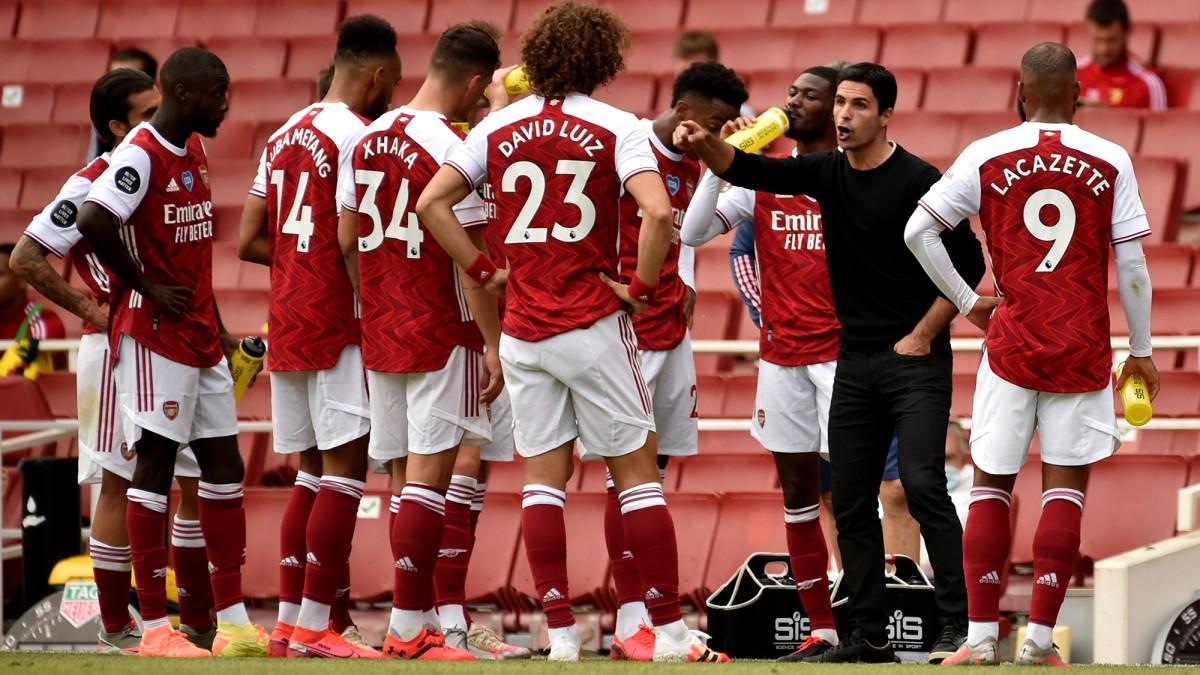 Mikel Arteta has planted seeds of optimism at Arsenal