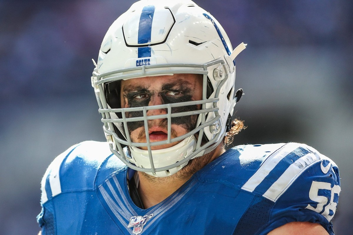 """Indianapolis Colts All-Pro offensive left guard Quenton Nelson ranked 29th on NFL.com's list of """"Top 100 Players of 2020."""""""