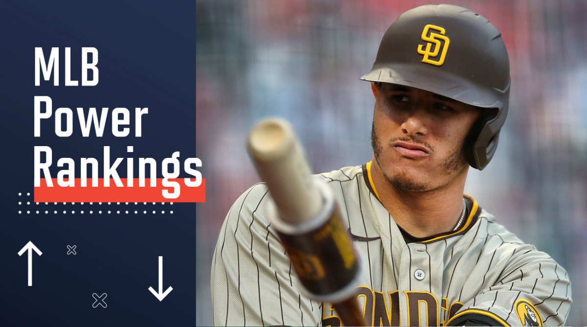 MLB Power Rankings: Where Every Team Stands After Hectic Week
