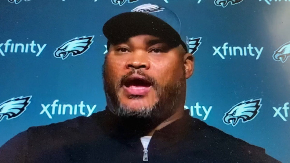 Eagles Checked a Very Big Box by Turning to Duce Staley
