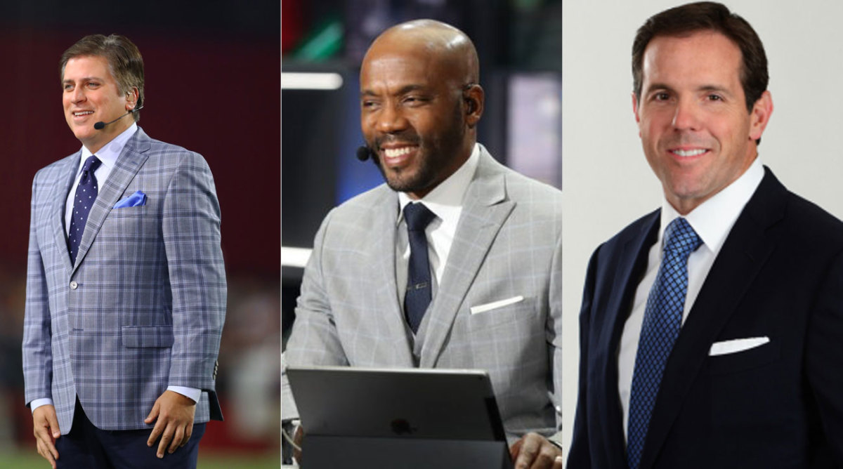 ESPN Gets It Right With Expected 'Monday Night Football' Booth: TRAINA THOUGHTS