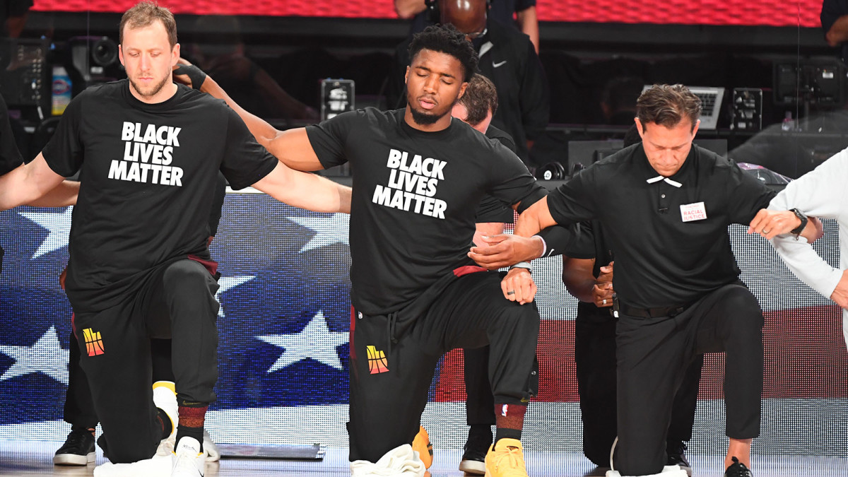 donovan-mitchell-black-lives-matter