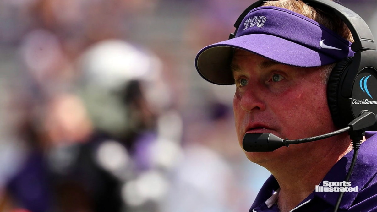 TCU Head Coach Gary Patterson Apologizes For Using Racial Slur At Practice