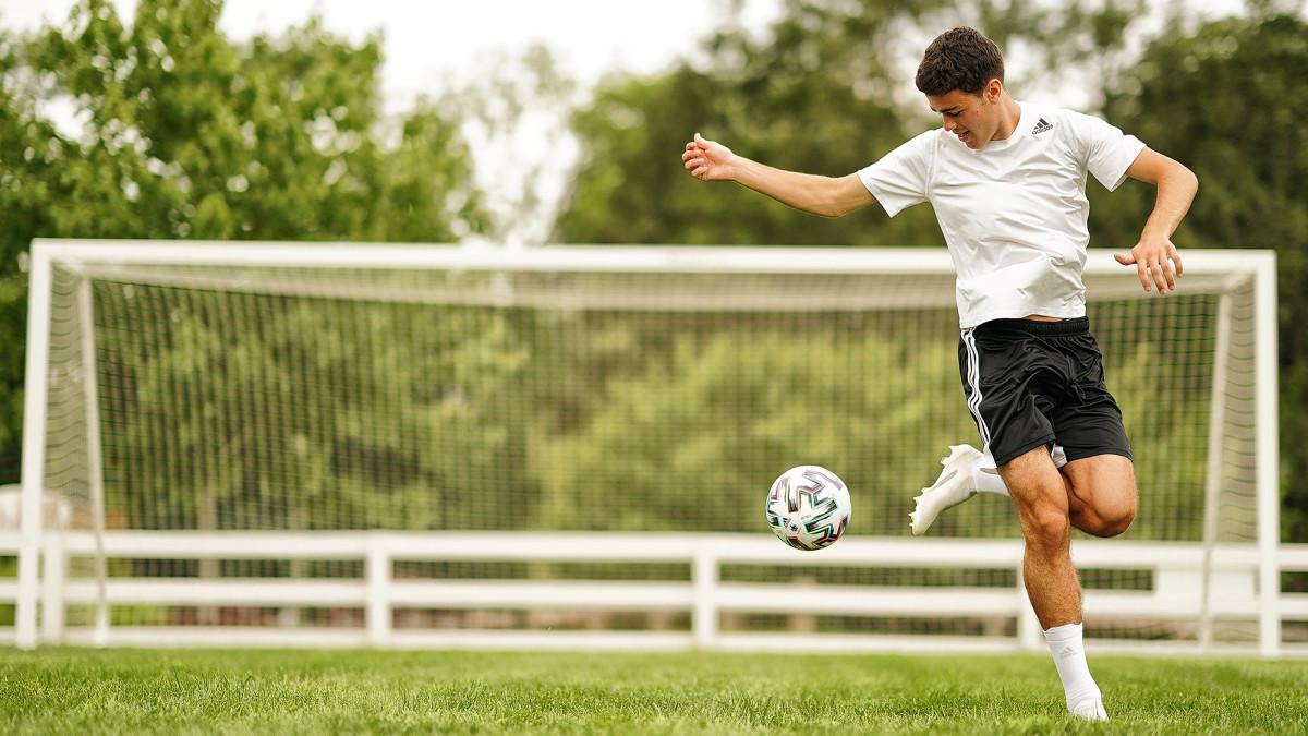Giovanni Reyna, Borussia Dortmund and U.S. men's national team rising star