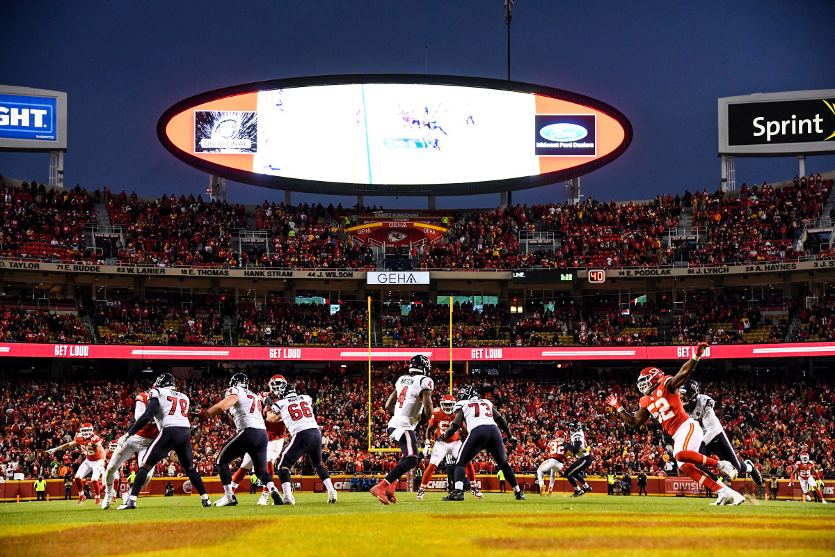 If there is no change to the schedule, the Chiefs and Texans will open things up on Sept. 10.