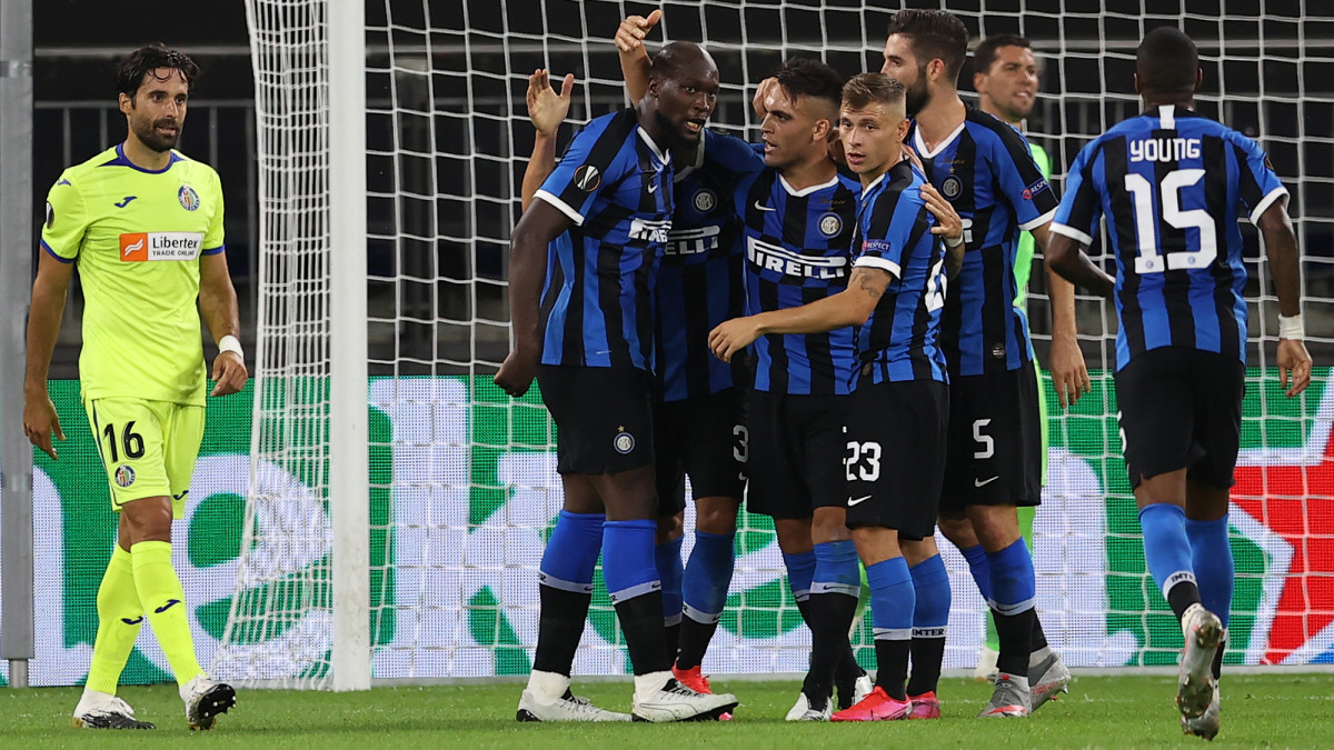 Europa League: Man United, Inter Milan through to quarterfinals thumbnail